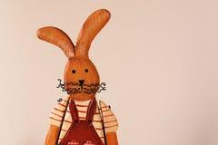 Ostern-Häschen Stockbild