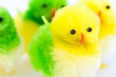 Ostern-Hühner Stockbilder