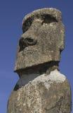 Ostern-Insel - Moai - Chile stockbild