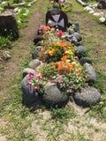 Ostern-Insel Threesome Lizenzfreie Stockbilder