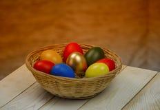 Ostern ist ein großer christlicher Feiertag Stockbilder