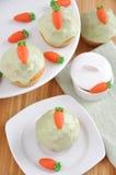 Ostern-kleine Kuchen Lizenzfreies Stockbild