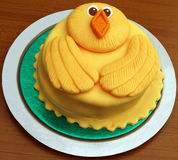 Ostern-Kuchen Stockfoto