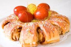 Ostern-Kuchen Stockfotografie
