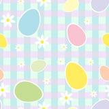 Ostern-nahtloses Muster Lizenzfreies Stockbild