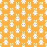 Ostern-nahtloses Muster Stockbild