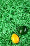 Ostern-Nest Stockfotos