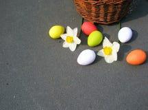 Ostern-noch Leben Stockbild
