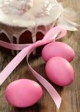 Ostern-noch Leben. Lizenzfreie Stockfotos