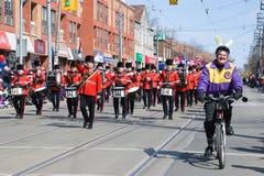 Ostern-Parade in Toronto Lizenzfreies Stockbild