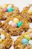 Ostern-Plätzchen. Stockbild