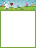 Ostern-Plakat