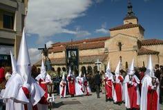 Ostern-Prozession Stockfotos