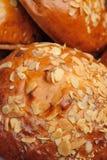 Ostern-Querbrötchen stockbild