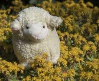 Ostern-Schafe Stockfotografie
