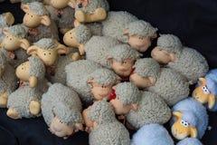 Ostern sheeps Lizenzfreie Stockfotos
