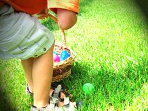 Ostern-Speicher stockbilder