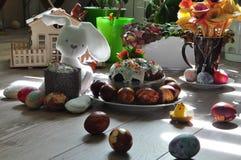 Ostern-Traditionen lizenzfreies stockbild
