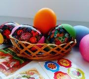 Ostern-Traditionen Lizenzfreie Stockfotografie