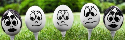 Ostern und Frühling Lizenzfreies Stockbild