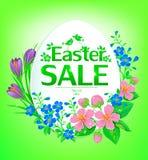Ostern-Verkauf Stockfotos