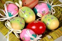 Ostern-Verzierung stockbild