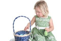 Ostern-Zeit Stockbild