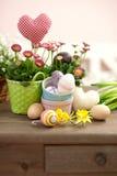 Ostern-Zeit Lizenzfreies Stockfoto