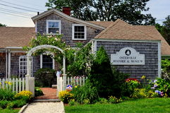 Osterville, MA: Osterville Historical Museum Stock Photography