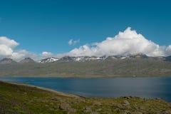 Ostfjord, Island Lizenzfreie Stockfotografie