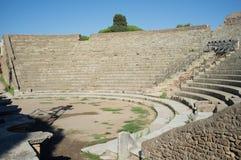Ostia Antica στη Ρώμη Στοκ φωτογραφία με δικαίωμα ελεύθερης χρήσης