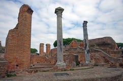 Ostia Antica Image stock