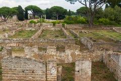 Ostia Antica Italy Royalty Free Stock Photo