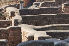 Ostia Antica Royalty Free Stock Images