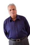 Ostindischer Mann stockfoto