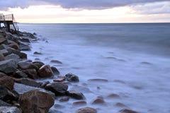 Ostküste stockfotografie