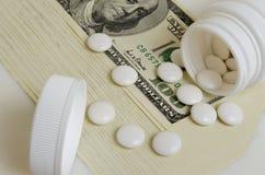 Сostly medicines. Stock Photos