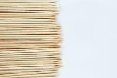 Ostra bambusowa kija tła tekstura obrazy stock