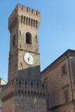 Ostra (Marches, Italy) Royalty Free Stock Photography