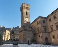 Ostra (Marches, Italy) Royalty Free Stock Photos