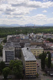 Ostrava city Royalty Free Stock Image