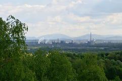 Ostrava miasto Obrazy Stock