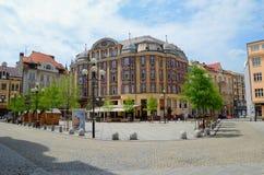 Ostrava, Tschechische Republik stockbild
