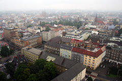 Ostrava - view Stock Photo