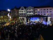 Ostravian XÂ'mas 2018 foto de archivo