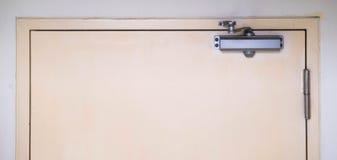 Ostrość wierzchołek drzwiowy tło Zdjęcia Stock
