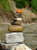 ostrości lensbaby nadplanowego ostrosłupa selekcyjny kamienia wierzchołek Zdjęcie Royalty Free