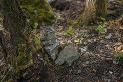 ostrości lensbaby nadplanowego ostrosłupa selekcyjny kamienia wierzchołek Obrazy Royalty Free