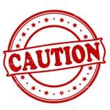 ostrożność ilustracji