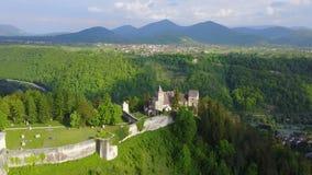 Ostrožac Castle Stock Photo